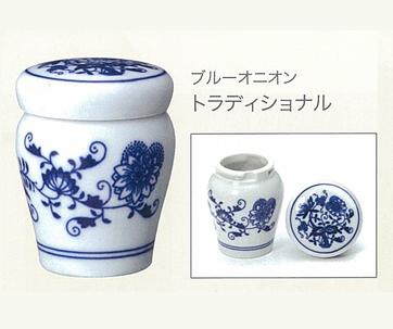 陶器ブルーオニオントラディショナル